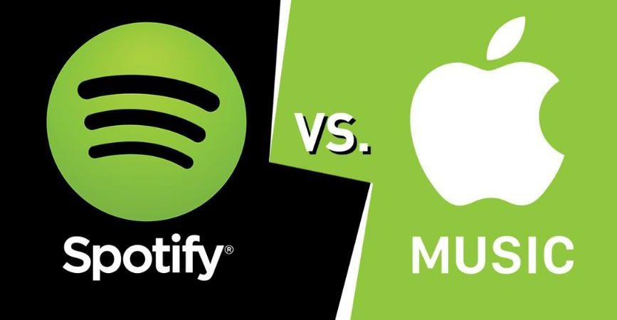 Spotify или Apple Music