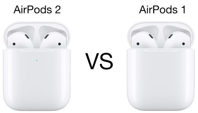 Выбор AirPods