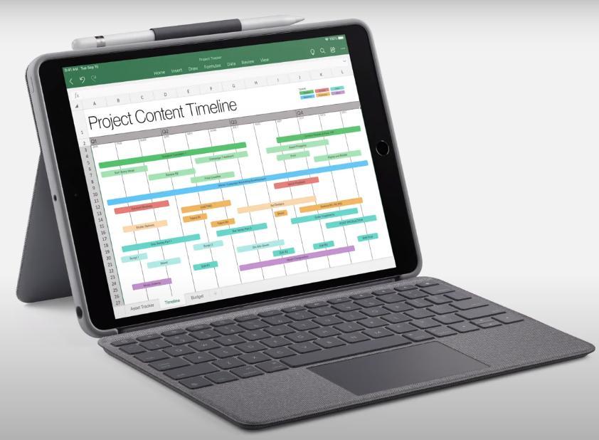 Аксессуары для iPad 8