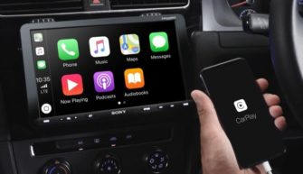 CarPlay на IOS 14
