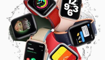 Часы Apple Watch 6