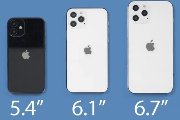 Макет iPhone 2021