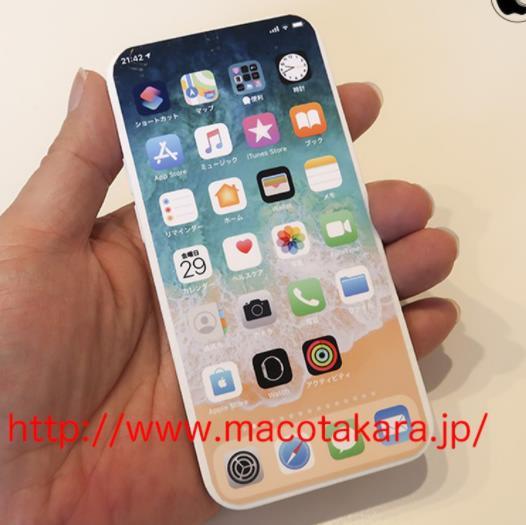 Макет iPhone 13