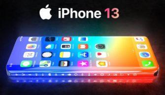 iPhone 13 неофициальный рендер