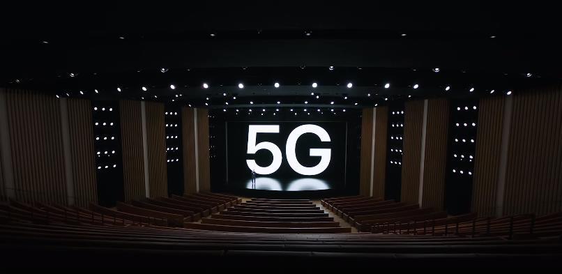 Сеть 5G на iPhone 12