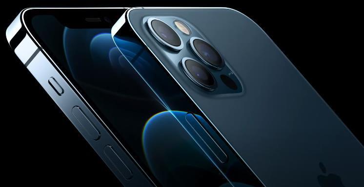 iPhone 12 Pro дизайн