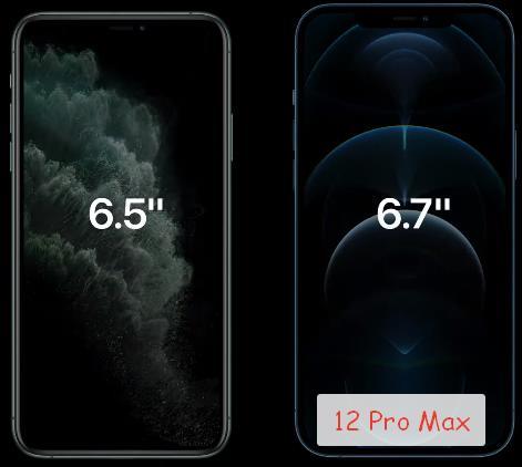 Дисплей iPhone 12 Pro Max