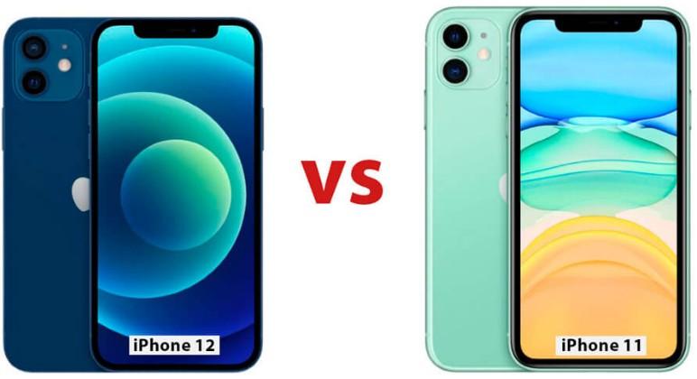 iPhone 12 против iPhone 11