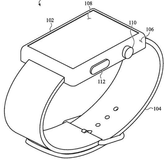Идентификация пользователя Apple Watch датчик