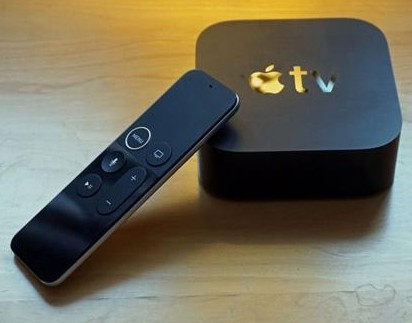 ТВ приставка Apple TV 4K