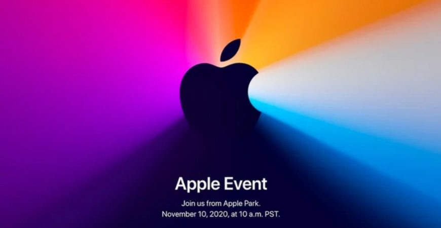 Презентация Apple 10 ноября 2020