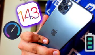 iOS 14.3 что нового