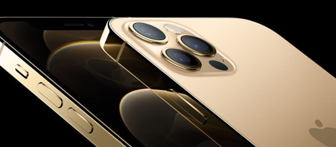 Блок камер iPhone 12 Pro Max