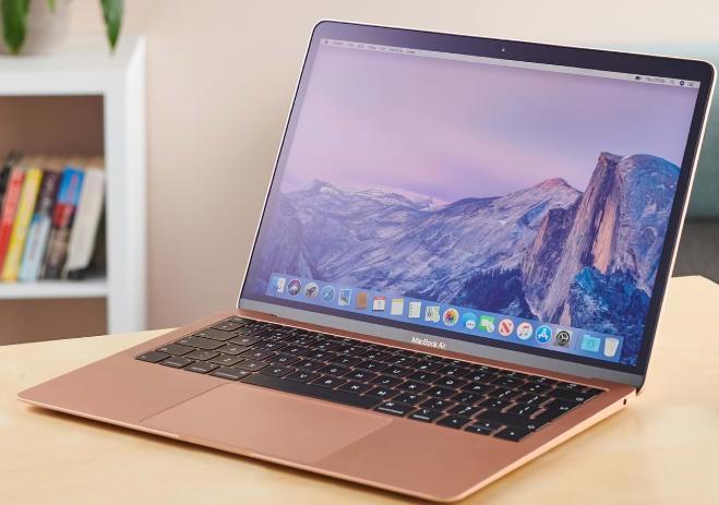 MacBook Air внешний вид
