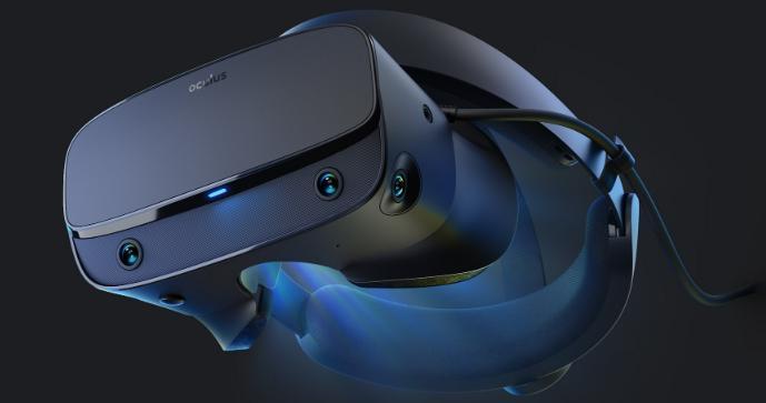 Oculus Rift от Facebook