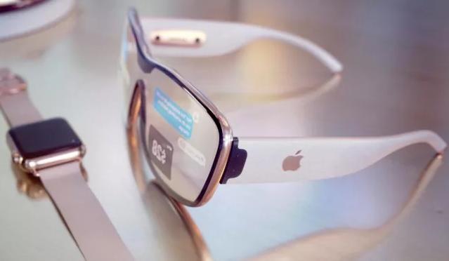 Концепт-дизайн Apple Glass