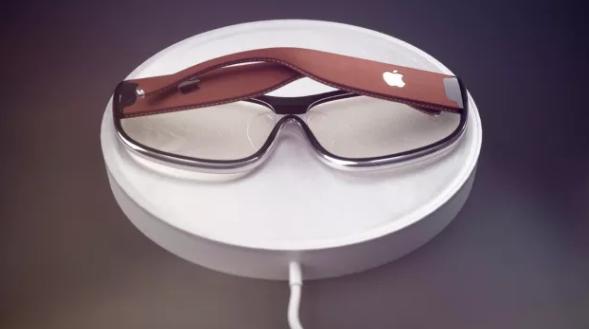 Дизайн Apple Glass