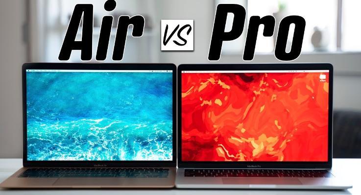 MacBook Pro и Air