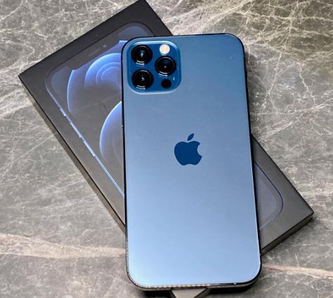 iPhone 12 Pro тыльная часть
