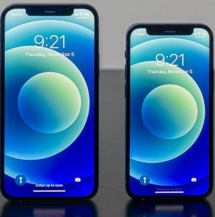iPhone 12 сравнение
