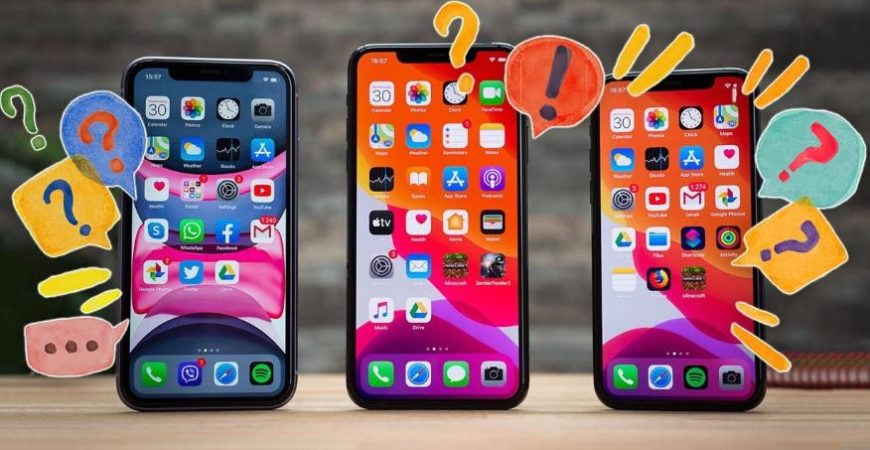 Какой iPhone выбрать