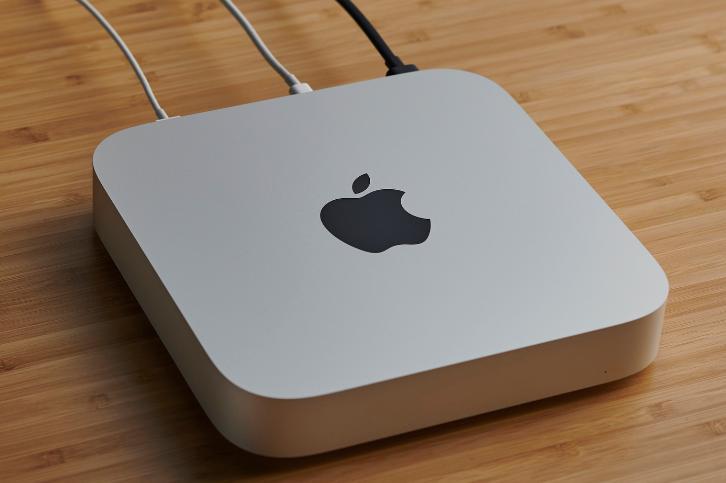Mac mini M1 внешний вид
