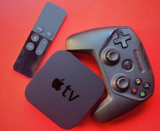 Apple TV геймпад