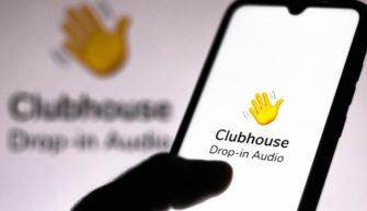 Соцсеть Clubhouse