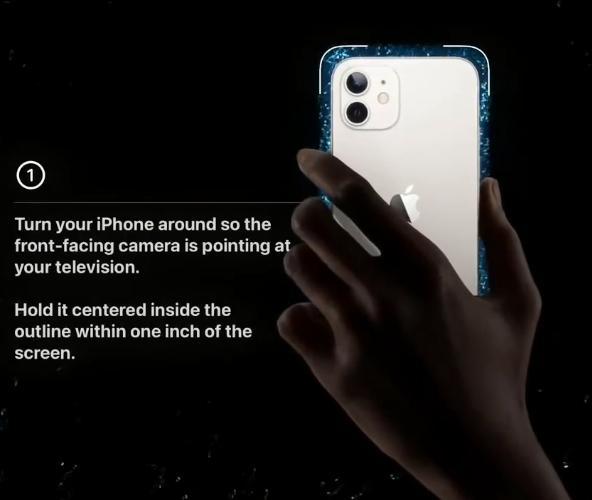датчик освещенности iPhone