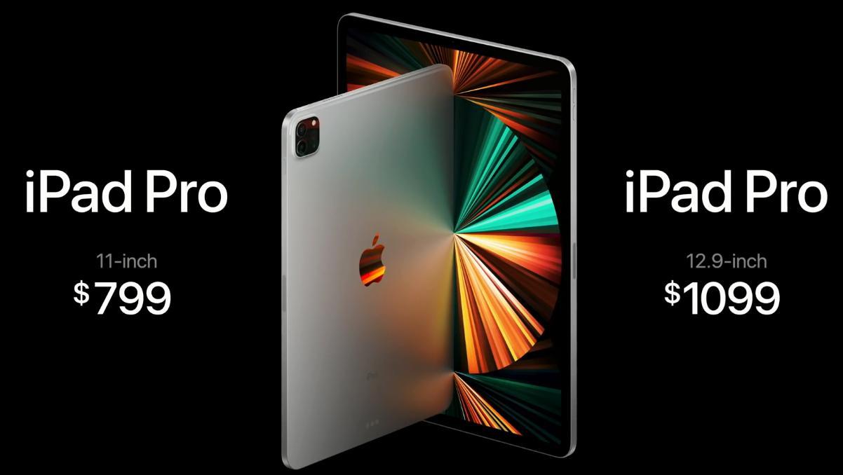 Цена iPad Pro 2021