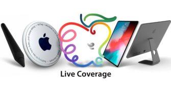 Презентация Apple апрель 2021