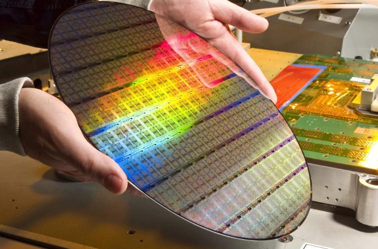 Производство процессора