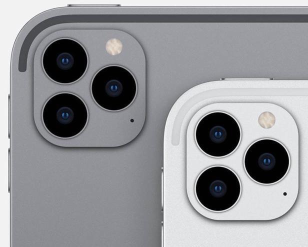 Камера iPad Pro 2021