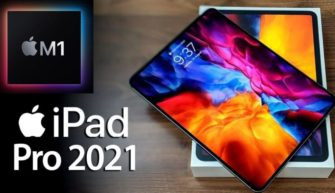 iPadPro на чипе M1