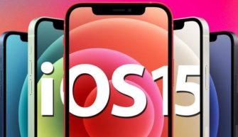 iOS 15 обзор
