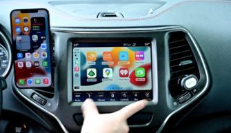 CarPlay на iOS 15
