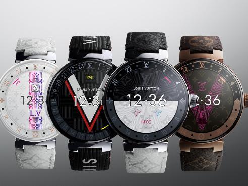Смарт-часы Louis Vuitton