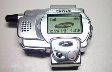 Часы Samsung SPH-WP10