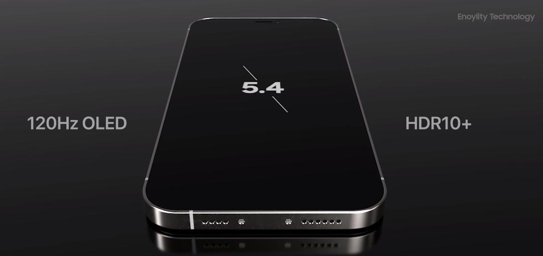 ProMotion матрица iPhone 13