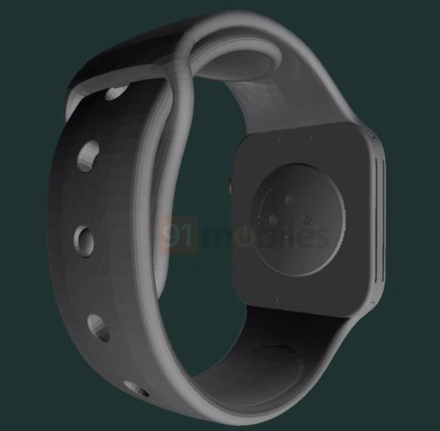Корпус Apple Watch 7