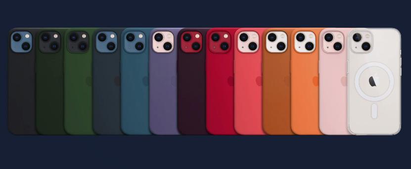 Чехлы iPhone 13