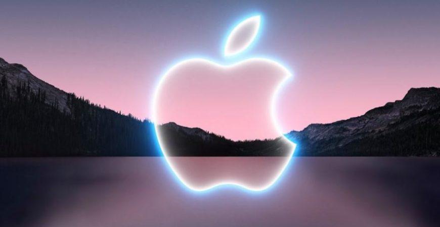 Презентация Apple сентябрь 2021