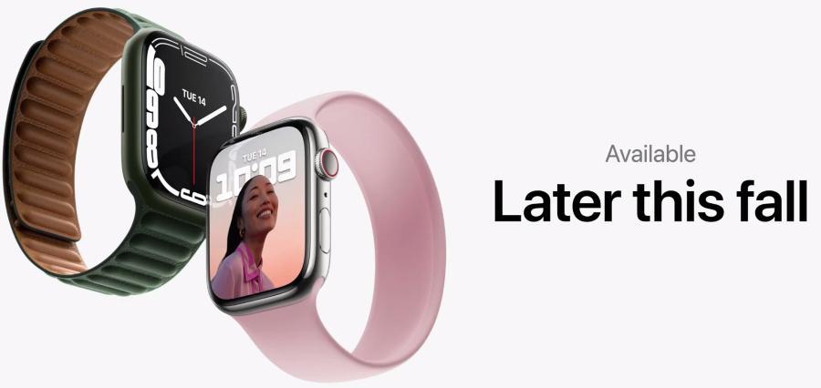 Apple Watch 7 предзаказ