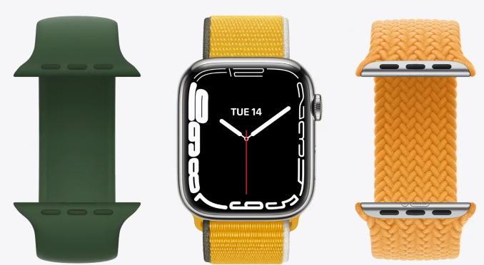 Ремешки для Apple Watch 7