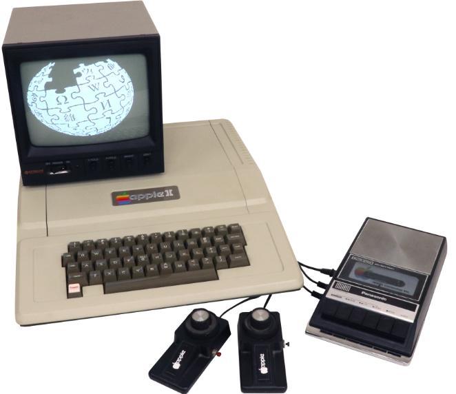 Компьютер Apple 2