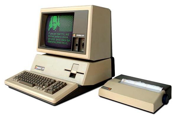 Компьютер Apple 3