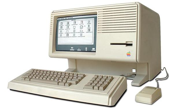 Компьютер Apple Lisa