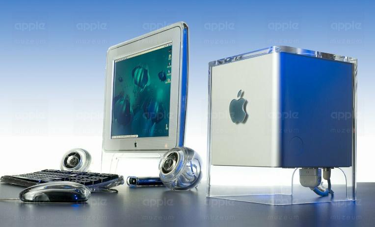 Компьютер Power Mac G4 Cube