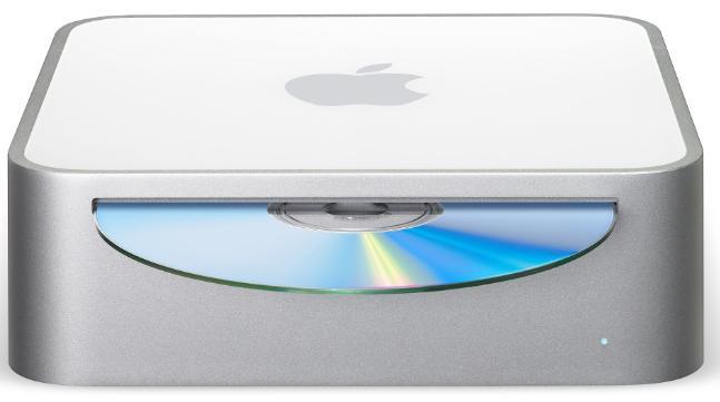 Компьютер Mac Mini G4