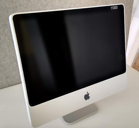 iMac 20го поколения 2007